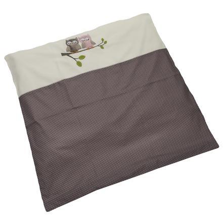Gufi da letto Be Be 's Collection rosa 80 x 80 cm