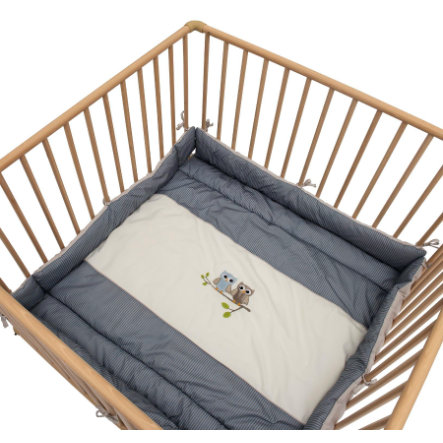 Be Be's Collection playpen inlay sovy blue