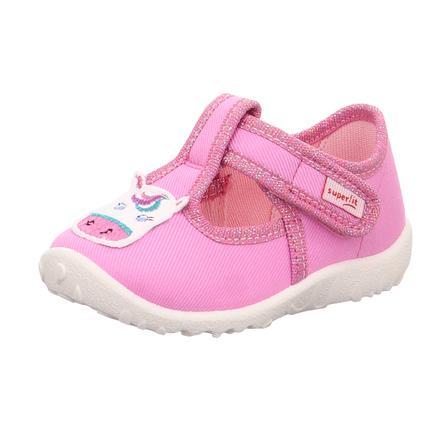 superfit Girls Hausschuh Spotty pink