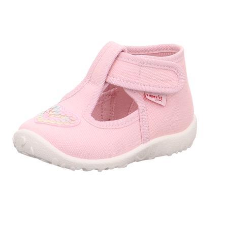 superfit Girls Slipper Spotty pink