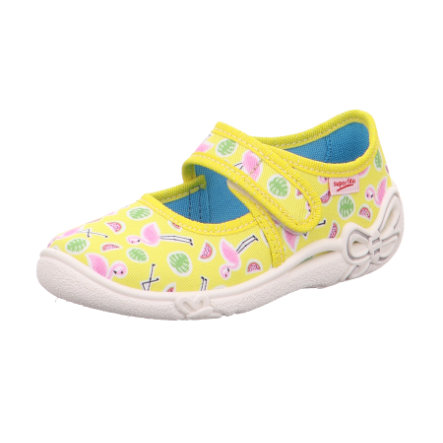 superfit  Girls Slipper Belinda geel