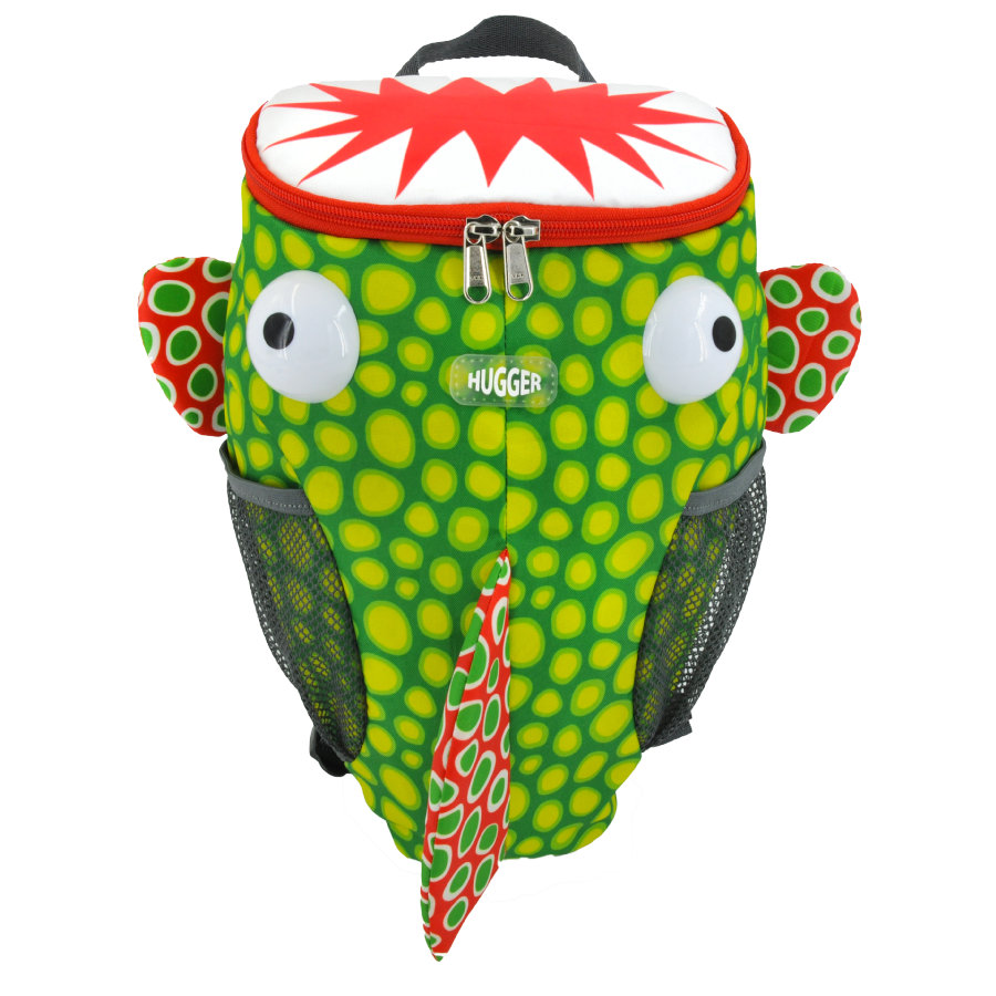 HUGGER® - Kinderrucksack Monster Fish