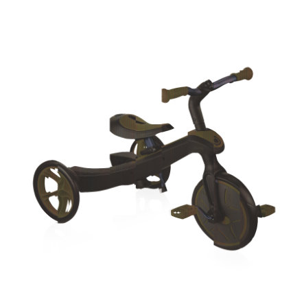 AUTHENTIC SPORTS Globber Trike Explore r 2-in-1, rød