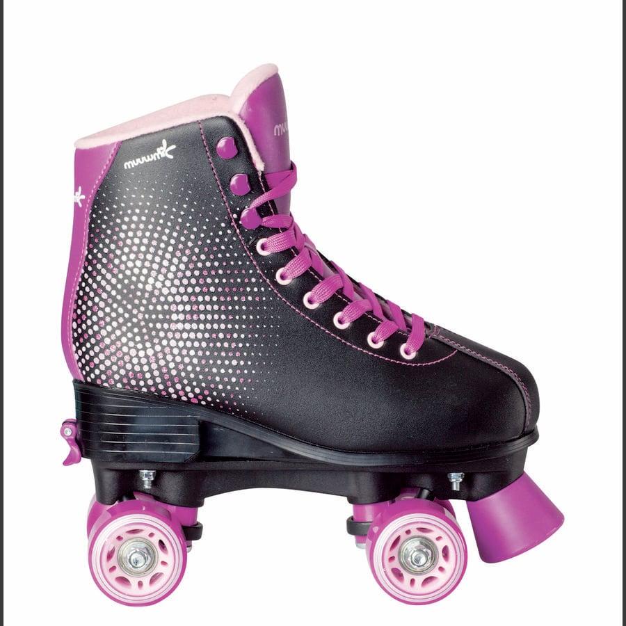 Globber Patins à roulettes enfant Muuwmi Disco T.31-34, violet