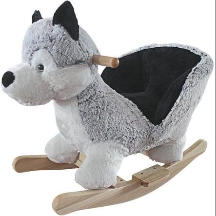 babyGO  - Animal balancín Rocker Husky