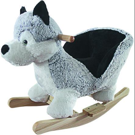 babyGO - Schaukeltier Rocker Husky