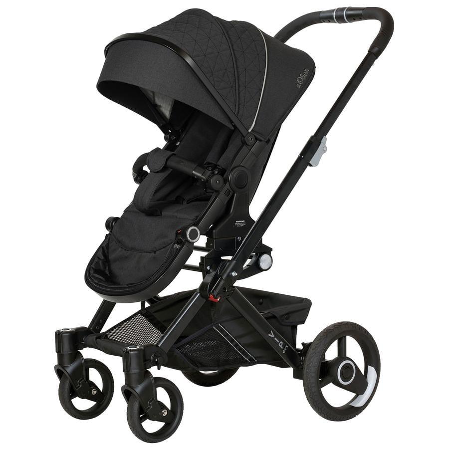 Hartan Kinderwagen Vip GTX s.Oliver (538) Gestellfarbe schwarz