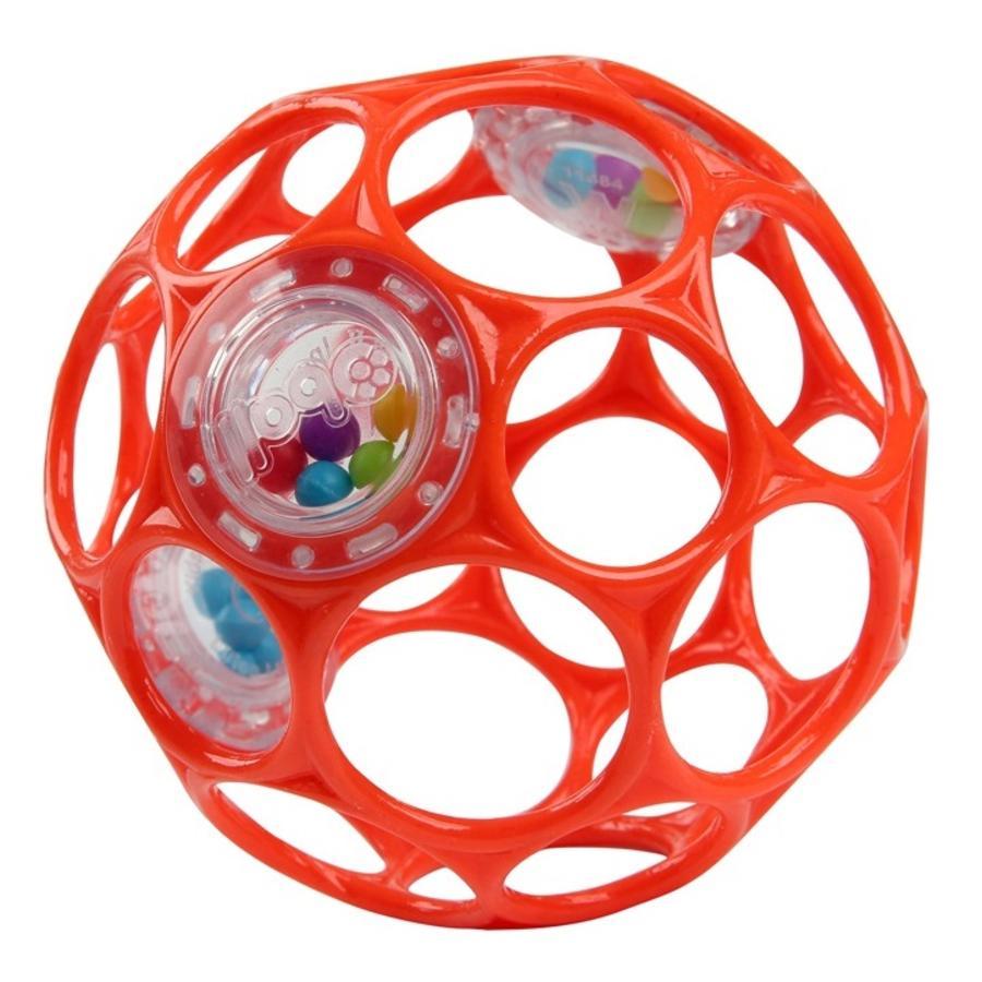Oball™ Balle d'éveil rouge, 10 cm