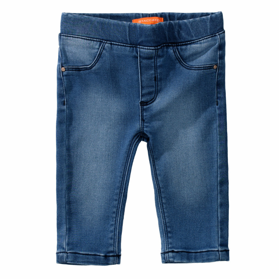 STACCATO Boys Jeans lyseblå denim