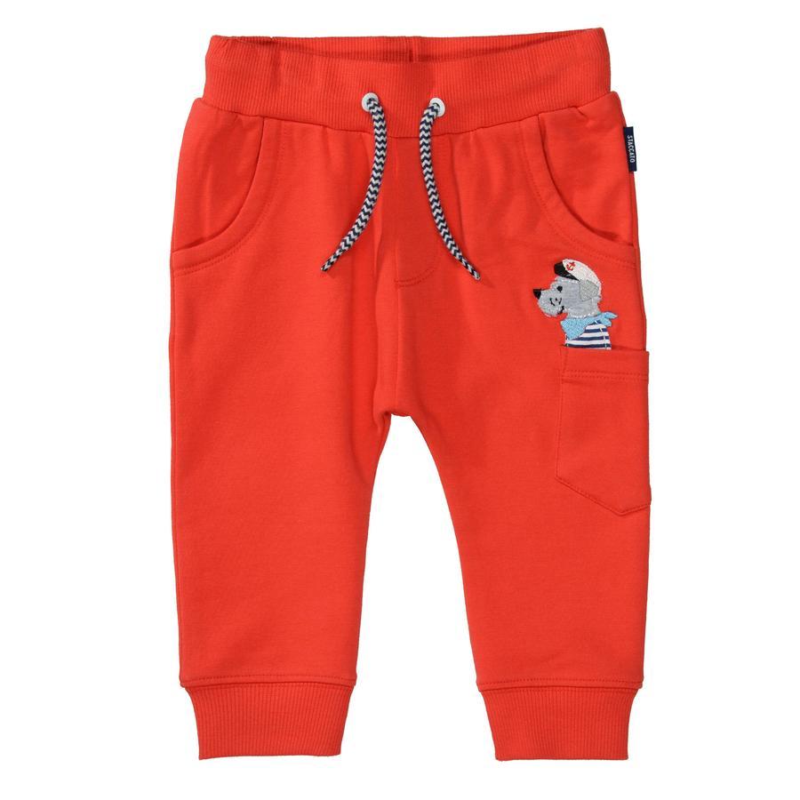 STACCATO Boys Jogginghose red