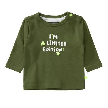 STACCATO Chlapecká košile z měkké olivy