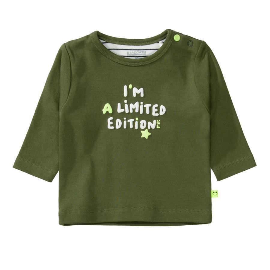 STACCATO  Chłopcy Koszula miękka olive