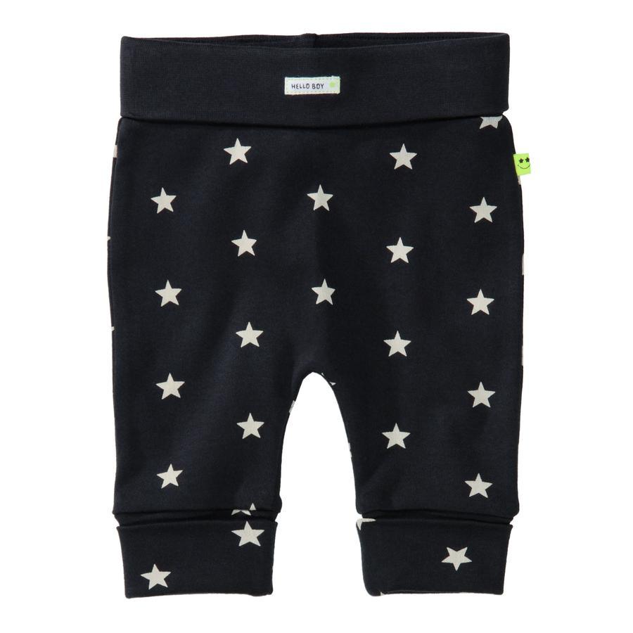STACCATO  Mallas de niño con estampado de estrellas de antracita