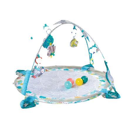 Infantino 3-in-1 Jumbo Spielmatte und Bällebad