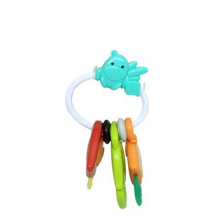 Infantino Safari Compañeros de anillo de dentición
