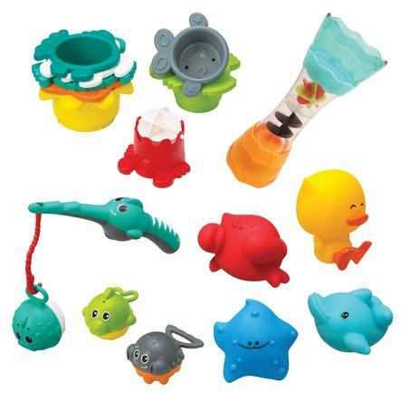 Infantino Water-funksjon, 16 deler