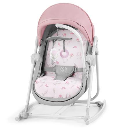 Kinderkraft 5-in-1 Babywiege Unimo 2020 Peony Rose