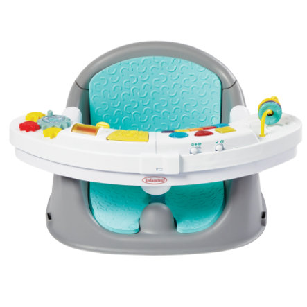 Infantino Muziek & Licht 3-in-1 Discovery Seat & Booster