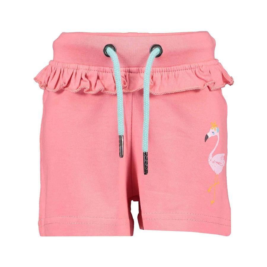 BLUE SEVEN Girls Wirk shorts Salmon
