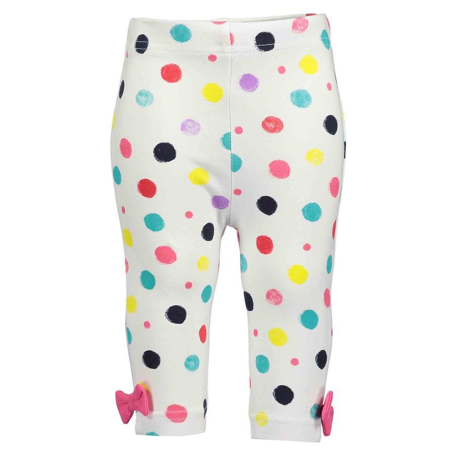 BLUE SEVEN Jenter Capri bukser hvite prikker
