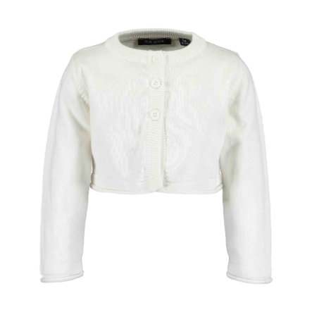 BLUE SEVEN  Girls Bolero Blanco