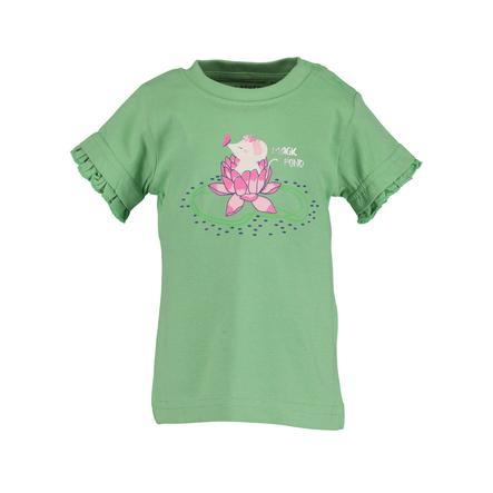 BLUE SEVEN  Girls Camiseta verde claro Original