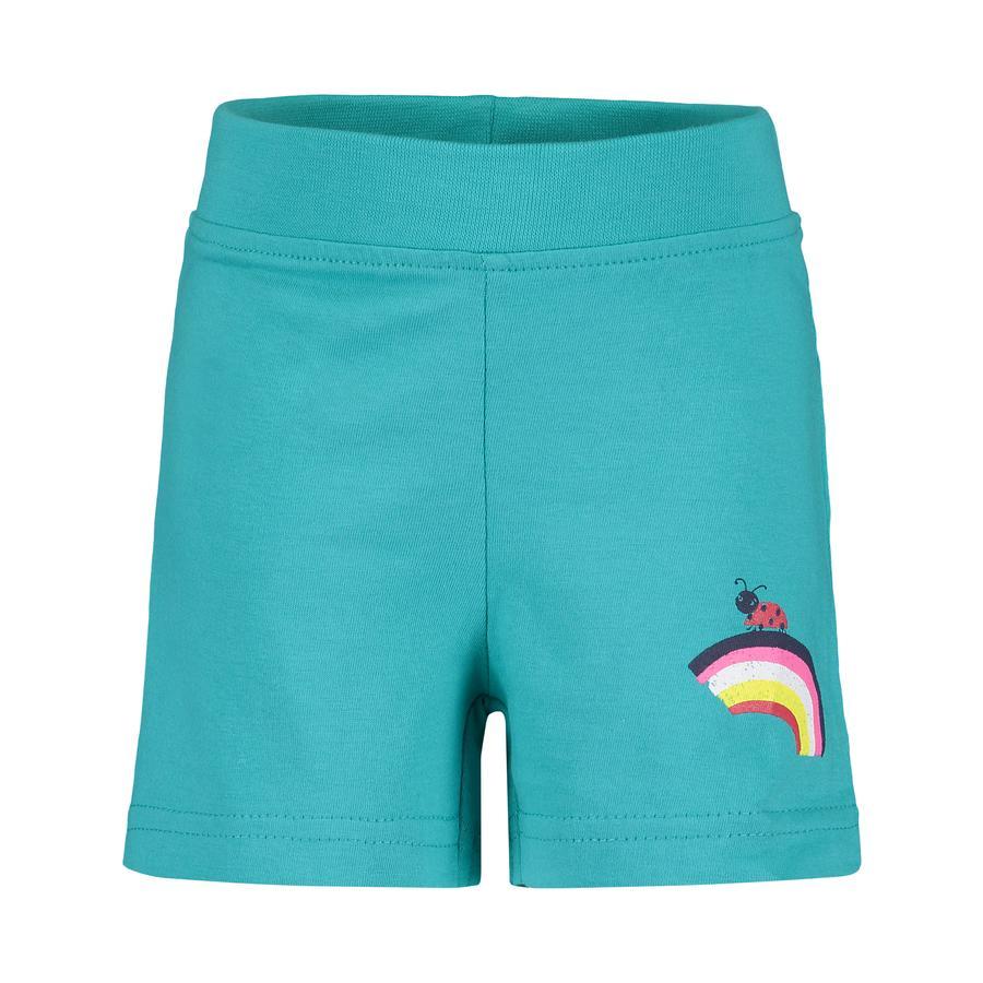 BLUE SEVEN  Girls Wirk shorts Lagoon