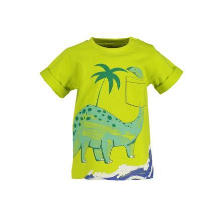 BLUE SEVEN T-shirt citron