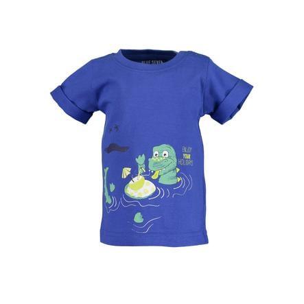 BLÅ SEVEN T-shirt Ocean