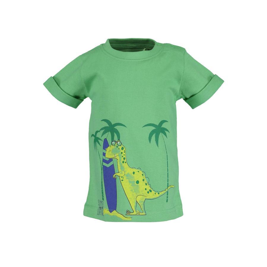 BLUE SEVEN T-shirt Lysegrøn