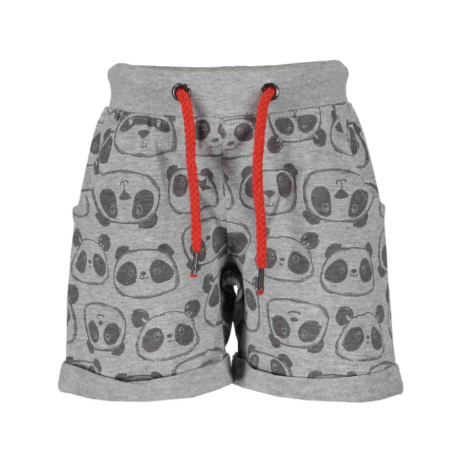 BLUE SEVEN Boys Wirk shorts Medium grå