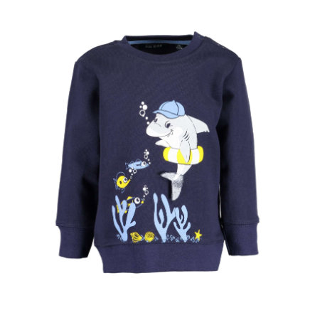BLUE SEVEN  Sweatshirt bleu nuit