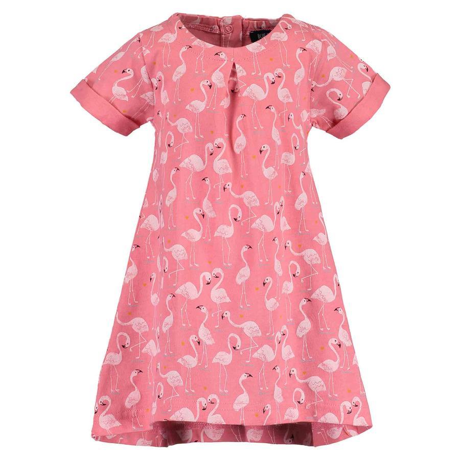 BLUE SEDEN Dívčí šaty losos