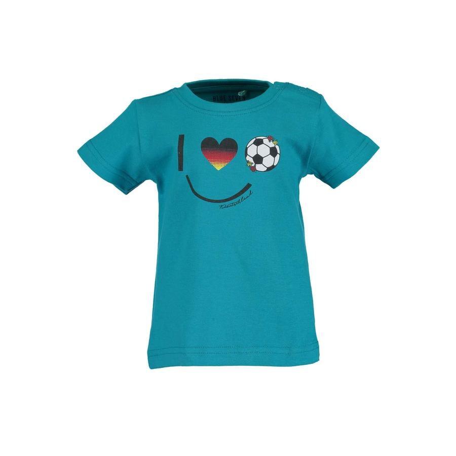 BLUE SEVEN  Girls T-Shirt Lagoon