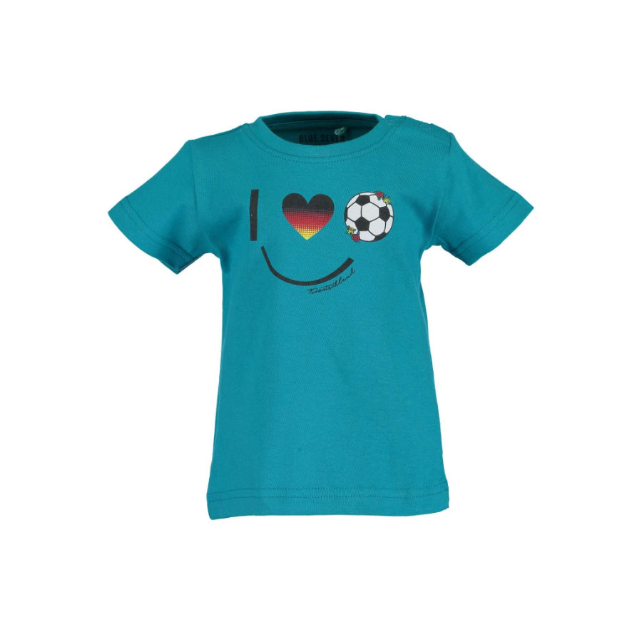 BLUE SEVEN  Girls T-Shirt Lagune