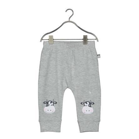 MODRÉ SEDADLA Dětské kalhotky středně šedé
