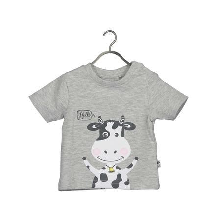 BLUE SEVEN T-Shirt Milk medium grey