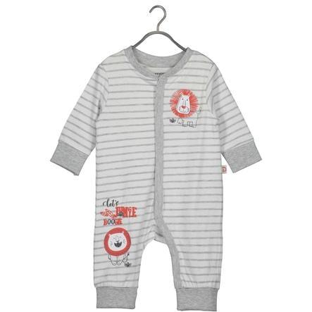 BLUE SEVEN Baby Strampler Striped