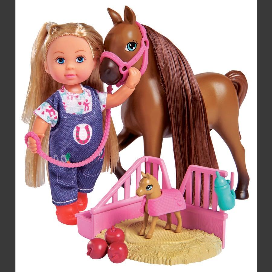 Simba EL Dokter Evi Horse mama