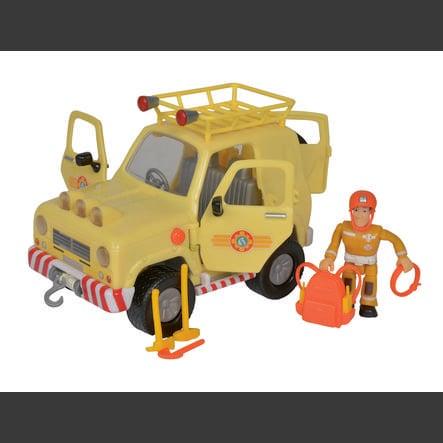 Simba Fireman Sam - terénní vozidlo 4 x