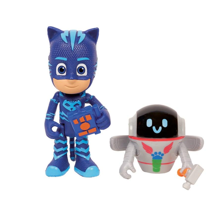 Simba Conjunto de figuras de PJ Masks - Catboy y PJ Robo
