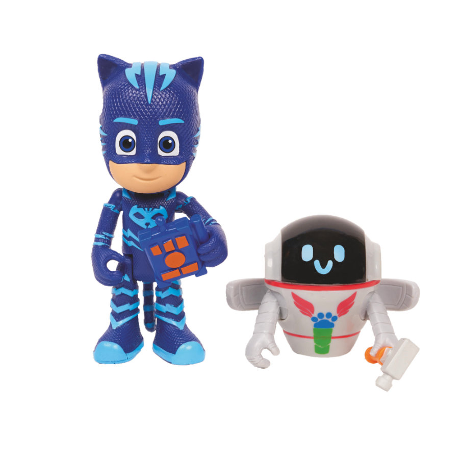 Simba PJ Masks Figurenset Catboy en PJ Robot