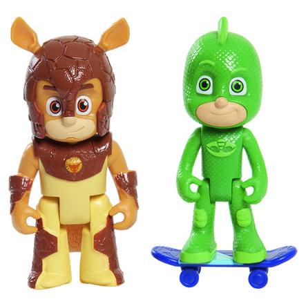 Simba PJ Masks Figurenset - Gecko und Gürtel-Till
