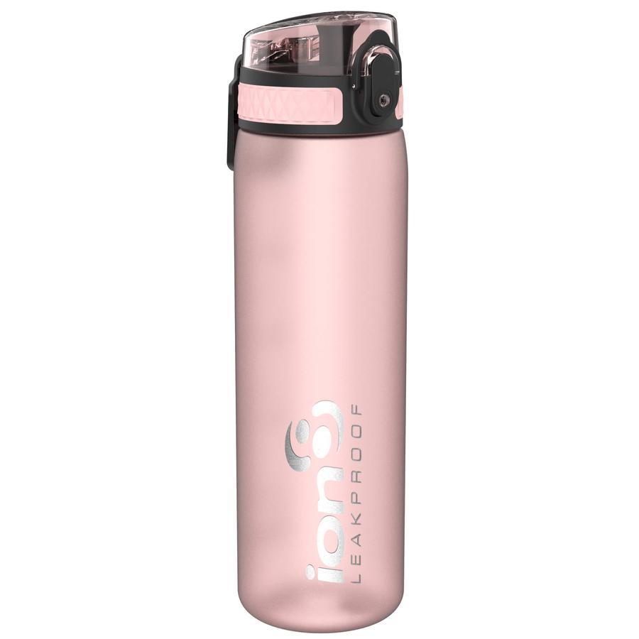 ion 8 lekkasjesikker barneflaske 500 ml rosa