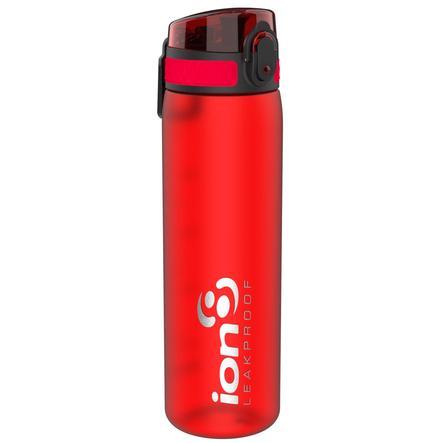 ion 8 auslaufsichere Kindertrinkflasche 500 ml rot
