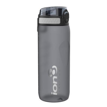 ion 8 auslaufsichere Kindertrinkflasche 750 ml grau