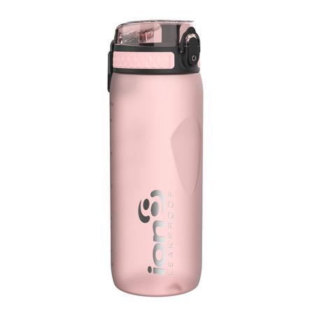 dětská nápojová láhev ion 8 nepropustná 750 ml růžová
