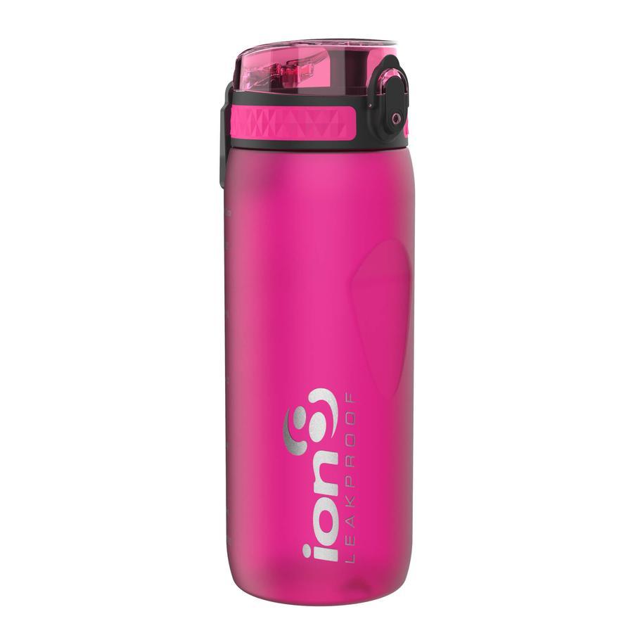 ion 8 auslaufsichere Kindertrinkflasche 750 ml pink