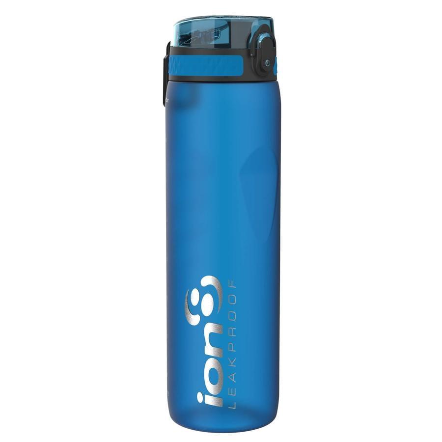 ion 8 lækagesikker børns drikkeflaske 1l blå