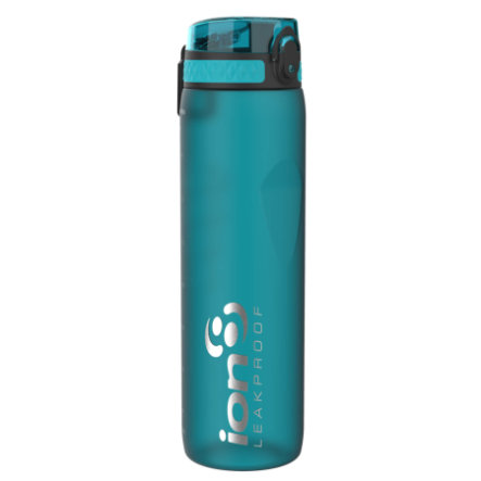 ion 8 auslaufsichere Kindertrinkflasche 1l türkis
